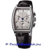 Breguet pre-owned Automatic 33mm Silver Sapphire crystal 3 ATM