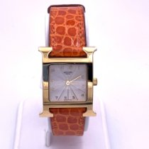 Hermès Heure H Yellow gold Arabic numerals United States of America, Florida, Fort Lauderdale