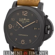 Panerai Luminor 1950 3 Days GMT Automatic new Automatic Watch with original box and original papers PAM 441