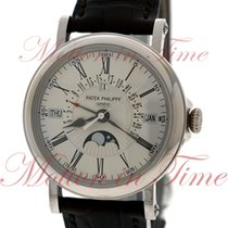 Patek Philippe 5159G-001 White gold Perpetual Calendar 38mm pre-owned United States of America, New York, New York