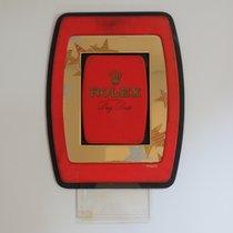 Rolex Day-Date Dealer Window Display Vintage