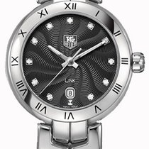 TAG Heuer Link Lady Steel Black United States of America, New York, Brooklyn