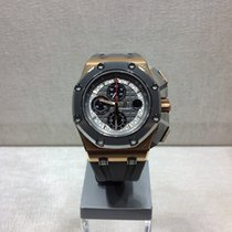 Audemars Piguet 26568OM.OO.A004CA.01 Or rose Royal Oak Offshore Chronograph 42mm nouveau