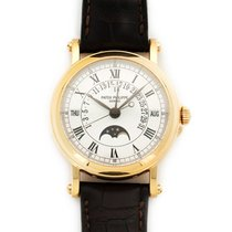 Patek Philippe Rose Gold Perpetual Calendar Retrograde Watch...