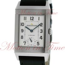 Jaeger-LeCoultre Grande Reverso Night & Day Otel 27.4mm Argint Arabic