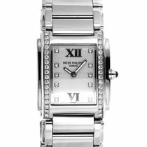 Patek Philippe Twenty~4 Steel 25mm White Roman numerals United States of America, Maryland, Towson, MD
