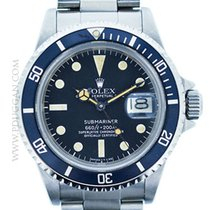 Rolex Vintage 1970's stainless steel Submariner