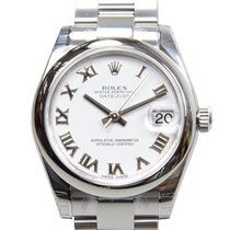 勞力士 Lady Datejust Stainless Steel White Automatic 178240