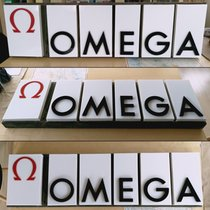 Omega ORIGINAL SIGN - SPEEDMASTER SEAMASTER