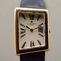 Vacheron Constantin Roodgoud 30mm Quartz 1972 tweedehands Nederland, Maastricht