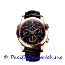 Jaeger-LeCoultre Master Grand Réveil Rose gold 43mm Black United States of America, California, Newport Beach