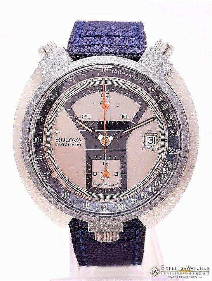 Have thought sale vintage bulova dive watch