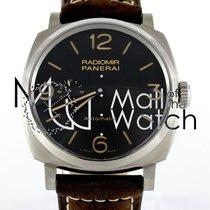 Panerai Radiomir 1940 3 Days Automatic Titanium 45mm Bruin