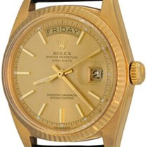 Rolex 1803 Yellow gold Day-Date (Submodel) 35mm