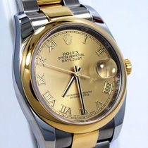 Rolex Datejust 116203 pre-owned