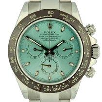Rolex Daytona Steel 40mm Blue No numerals United States of America, Georgia, Atlanta