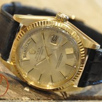 Rolex 1803 Geelgoud 1977 Day-Date 36 36mm tweedehands Nederland, Barendrecht