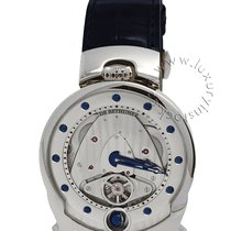 De Bethune Oro blanco 42.5mm Cuerda manual DBS-W usados