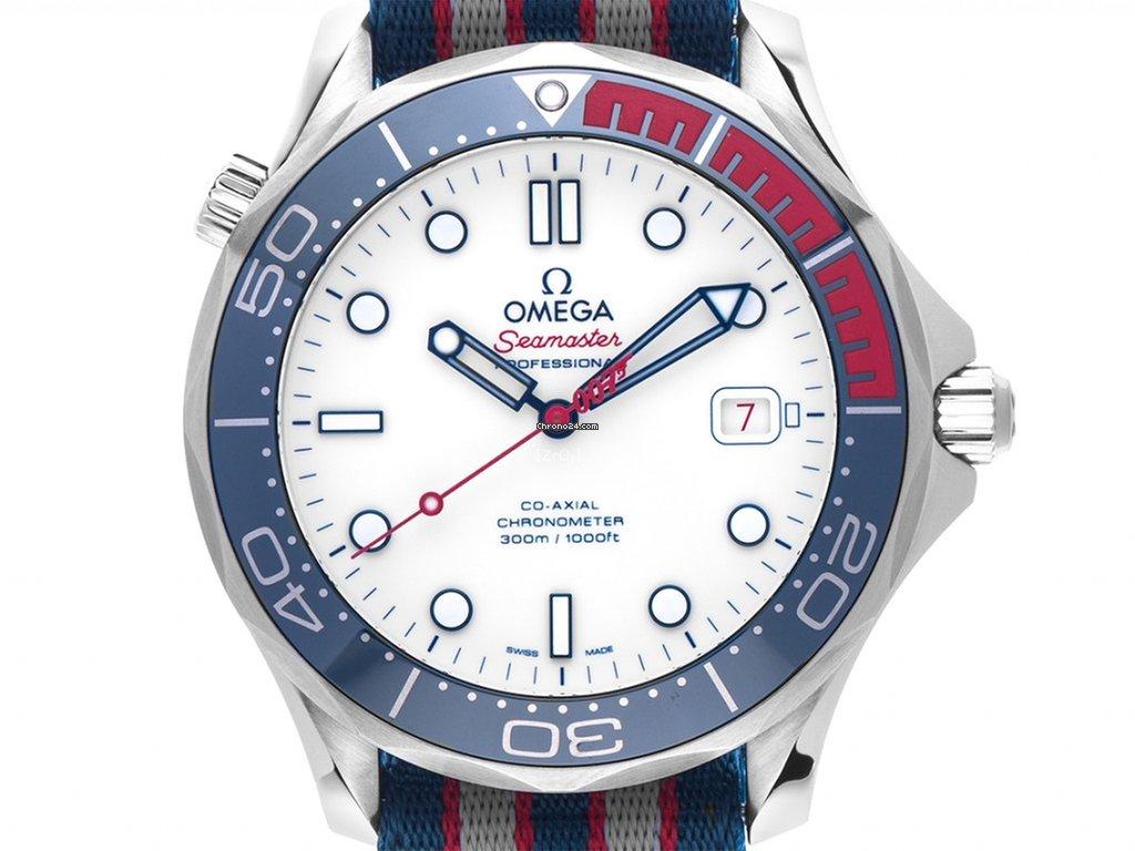 ed24ff211ed Relógios James Bond - Comparar todos os relógios James Bond