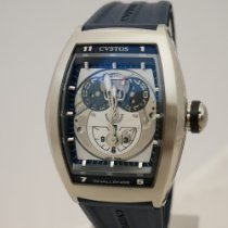 Cvstos Steel 53mm Automatic Challenge pre-owned
