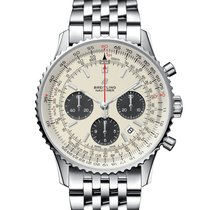 Breitling AB0121211G1A1 Steel 2019 Navitimer 1 B01 Chronograph 43 43mm new United States of America, Iowa, Des Moines