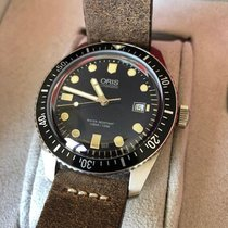 Oris Divers Sixty Five new 2016 Automatic Watch with original box and original papers 35-13285