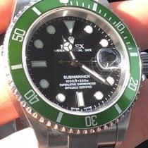 Rolex 16610LV Ατσάλι 2003 Submariner Date 40mm μεταχειρισμένο