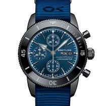 Breitling Superocean Héritage II Chronographe Acero 44mm Azul Sin cifras España, España