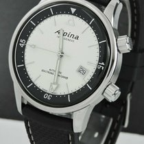 Alpina Steel 42mm Automatic AL-525S4H6 new