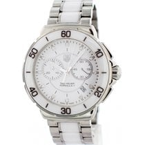 TAG Heuer Formula 1 Lady pre-owned 42mm White Steel