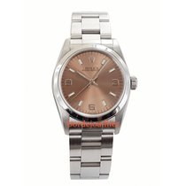 Rolex Oyster Perpetual Steel 31mm Pink