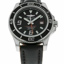 Breitling Superocean 44 Steel 44mm Black United States of America, Florida, Sarasota