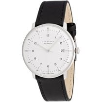 Junghans Steel 38mm Automatic 027/4700.00 new