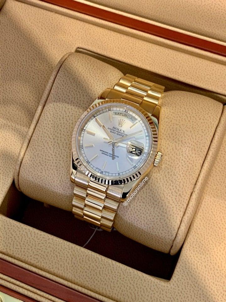 Rolex (ロレックス) デイデイト 36 118238 新品