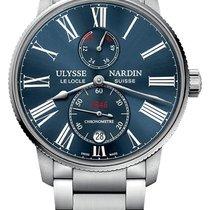 Ulysse Nardin Marine Torpilleur 1183-310-7M/43 2020 новые