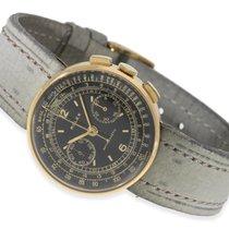 Rolex Chronograph Gelbgold 31mm Schwarz