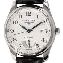 Longines Master Collection Steel 40mm Silver Arabic numerals United States of America, Texas, Austin