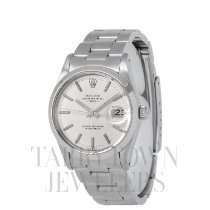 Rolex Oyster Perpetual Date Steel 34mm Silver United States of America, New York, Hartsdale