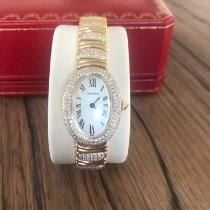 Cartier Baignoire Yellow gold White Roman numerals United States of America, Nevada, Reno