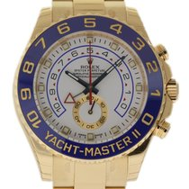 Rolex Yacht-Master II Yellow gold 44mm White United States of America, Florida, Miami