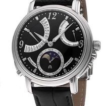 Maurice Lacroix Masterpiece MP7078-SS001-320 new