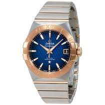 Omega Constellation 38mm Gold