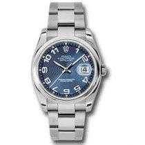 Rolex Datejust 116200 BLCAO new
