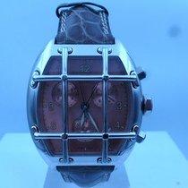 Van Der Bauwede modern chronographe QUARTER BACK cal 25 pink...