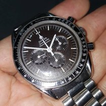 歐米茄 Speedmaster Professional Moonwatch 二手 38mm 鋼