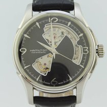 Hamilton Jazzmaster Viewmatic Steel Open Heart Automatic H325650