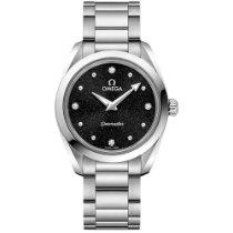 Omega Seamaster Aqua Terra nuevo Cuarzo Reloj con estuche y documentos originales 220.10.28.60.51.001