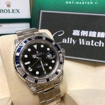 Rolex 116759SA White gold 2019 GMT-Master II 40mm new
