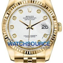 Rolex new Automatic 36mm Yellow gold