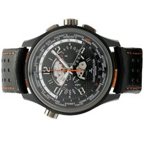 Jaeger-LeCoultre Ceramic Automatic Black pre-owned AMVOX